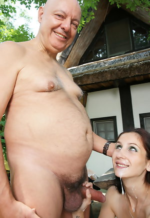 Teen and old man porn galleries