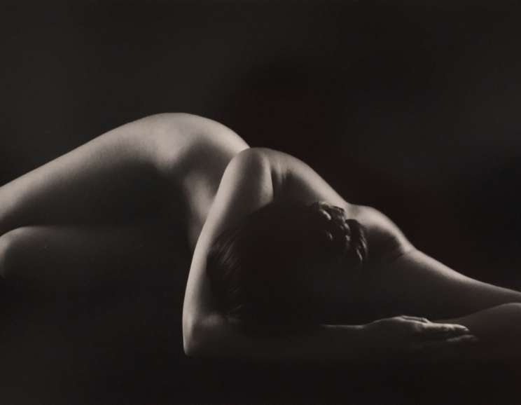 Mitchell evans artistic nude female photography