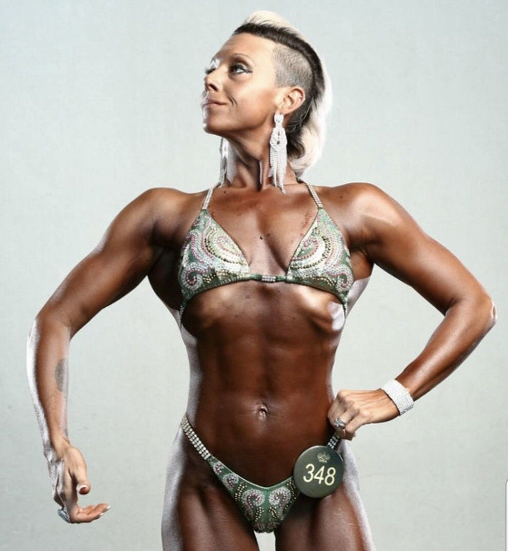 Female bodybuilders turned actresses