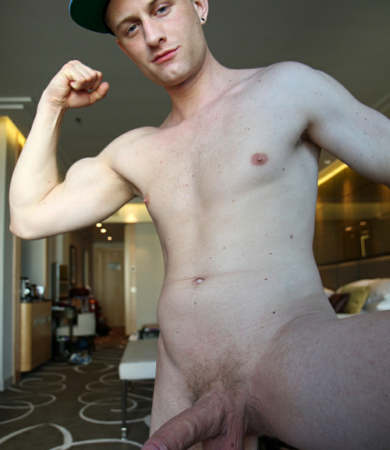 Young guys nude and hard