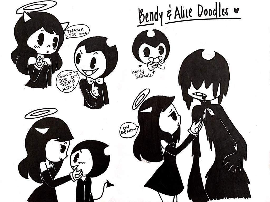 Bendy and the ink machine rule 34