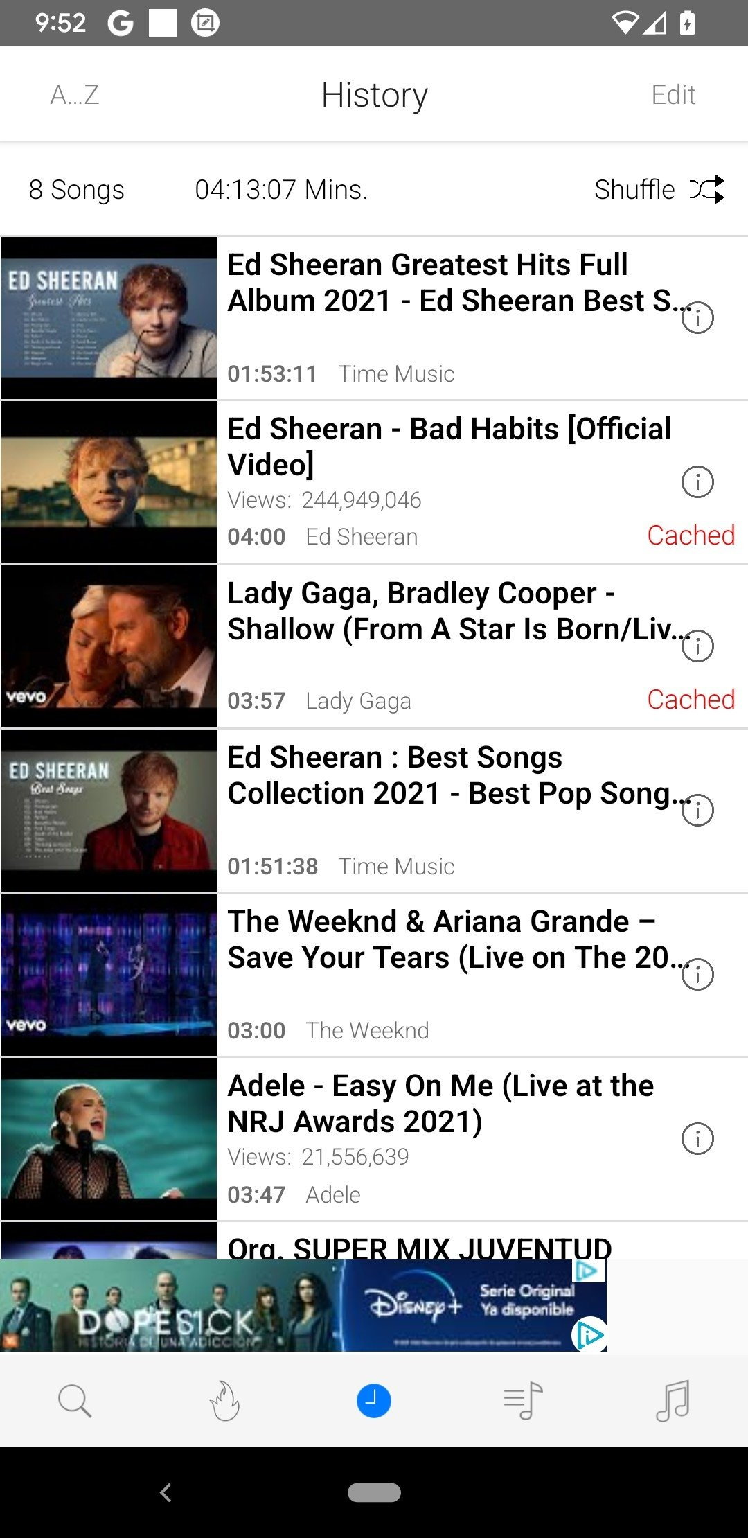 Itube free music without internet