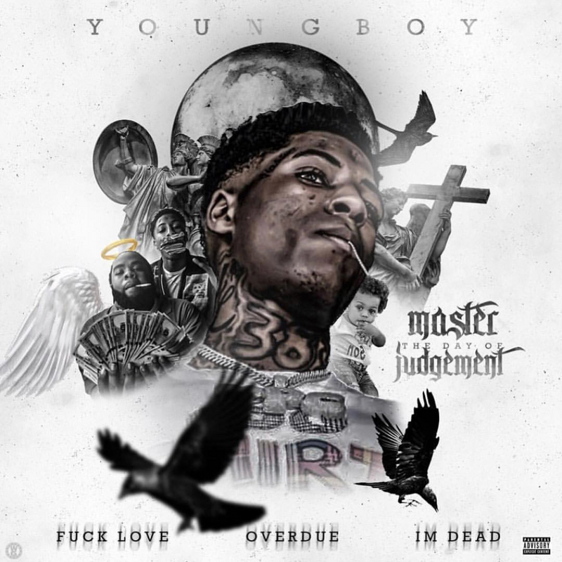 Master the day of judgement nba youngboy