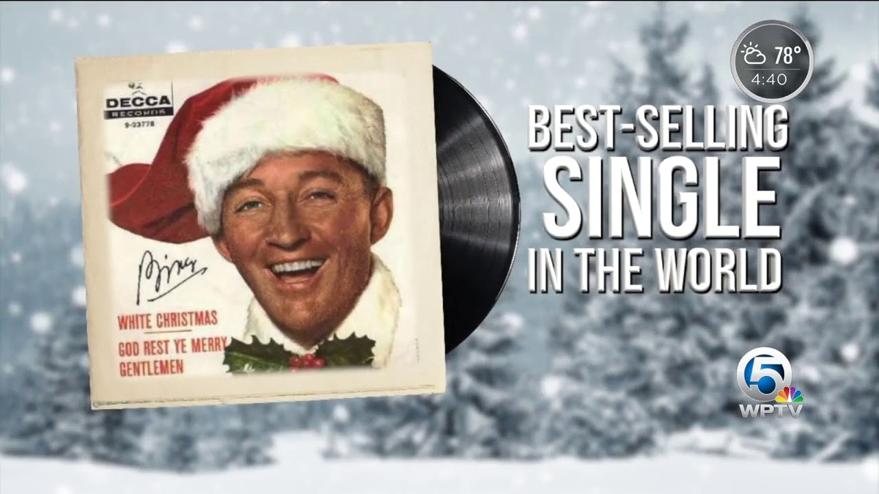 Most popular and best selling christmas song